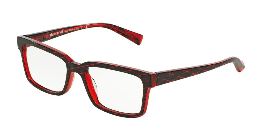Alain Mikli 0A03033 Red Optical