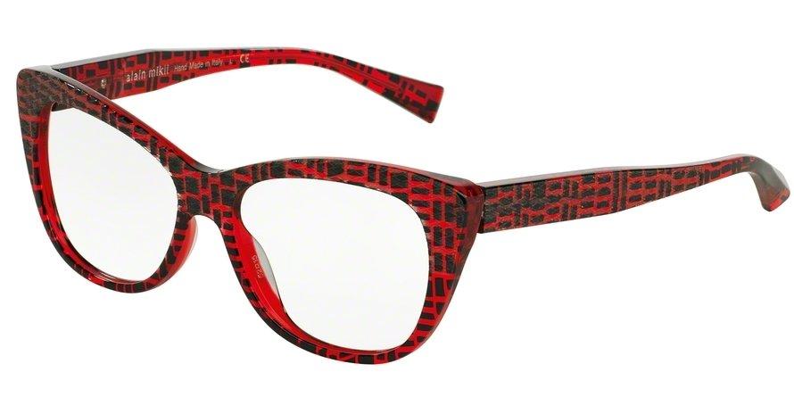 Alain Mikli 0A01346M Red Optical