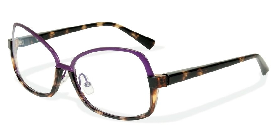 Alain Mikli 0A01331 SHINY TORTOISE/PURPLE Optical