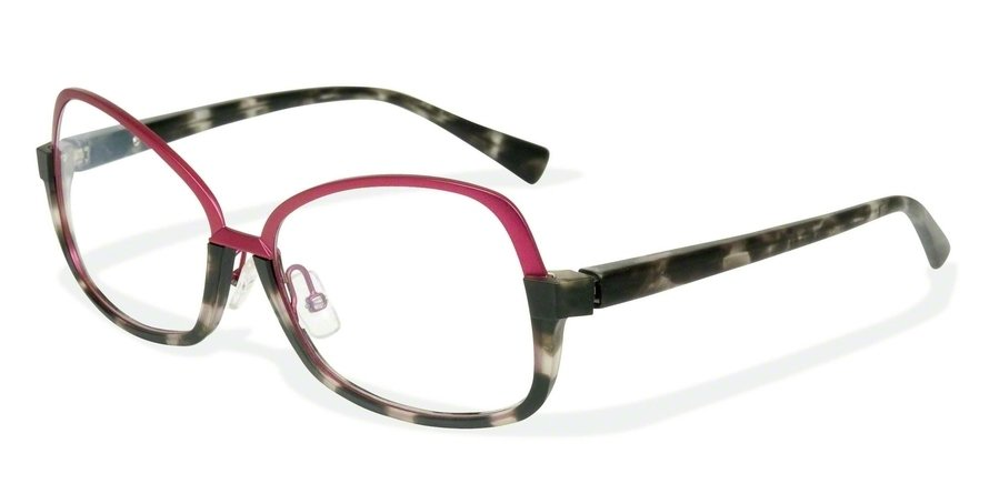 Alain Mikli 0A01331 SHINY GREY TORTOISE/FUSHIA Optical