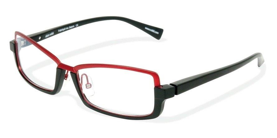 Alain Mikli 0A01330 BLACK MAT/RED Optical