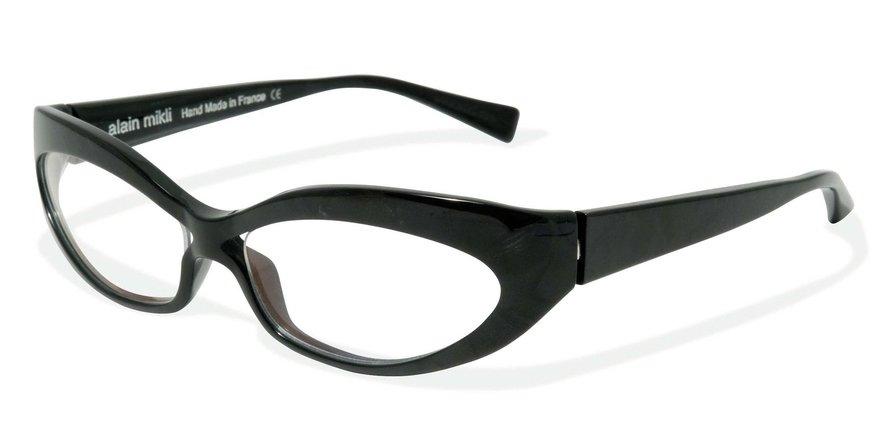 Alain Mikli 0A01237 PEARLY BLACK Optical