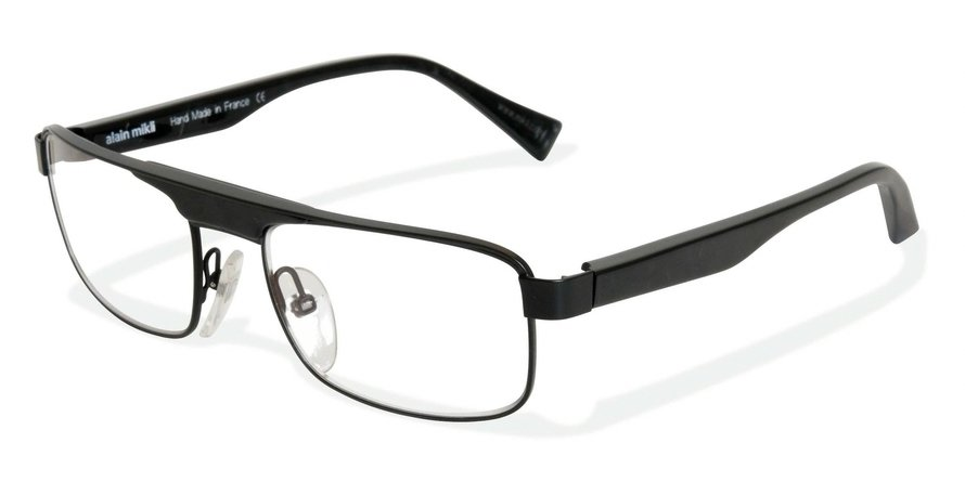 Alain Mikli 0A01222 BLACK - PEARLY BLACK Optical