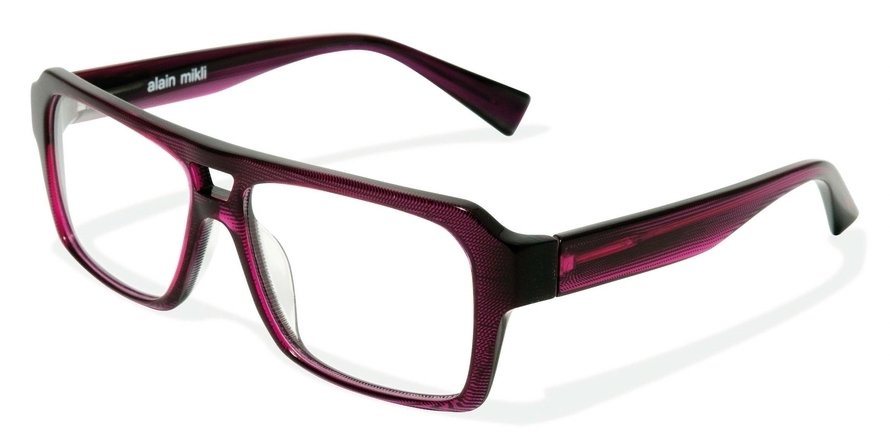 Alain Mikli 0A01214 PURPLE Optical