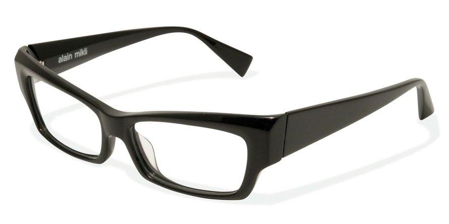 Alain Mikli 0A01211 BLACK Optical