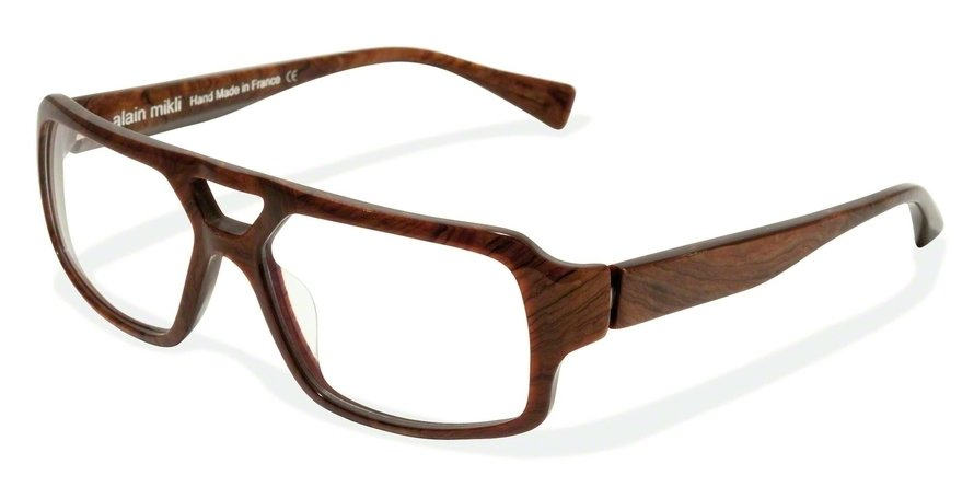 Alain Mikli 0A01127 WOOD BROWN Optical