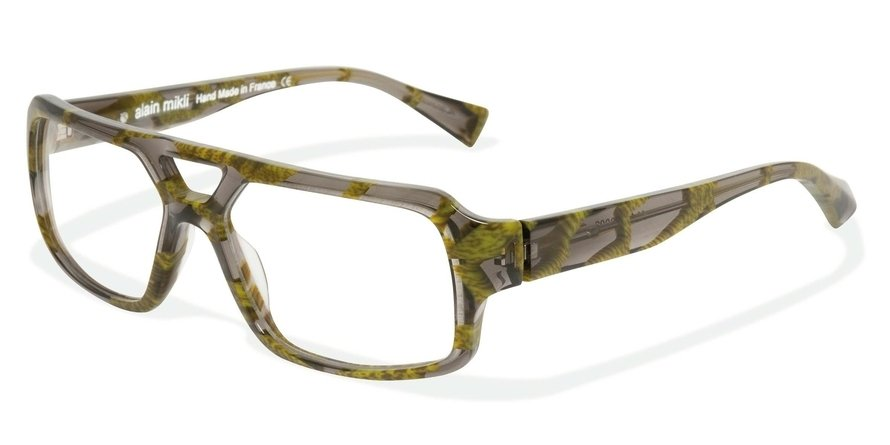 Alain Mikli 0A01127 LAVA GREY GREEN Optical