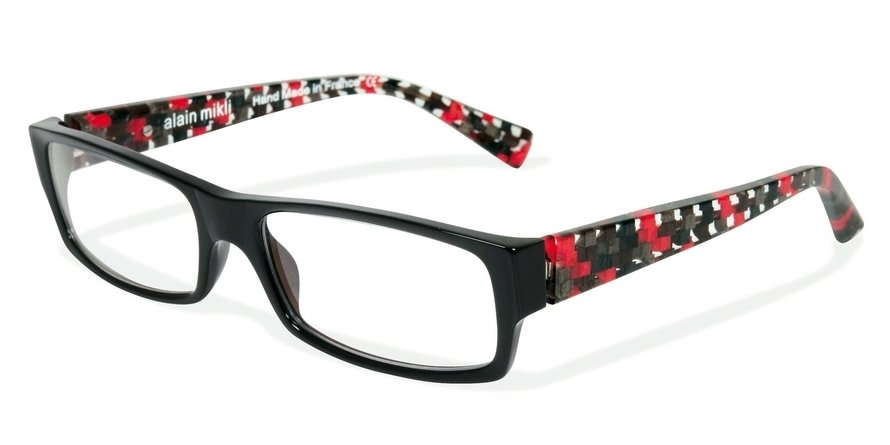 Alain Mikli 0A00704 BLACK Optical