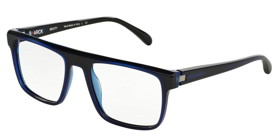 Starck Eyes 0SH3016 BLUE/BLACK/BLUE Optical
