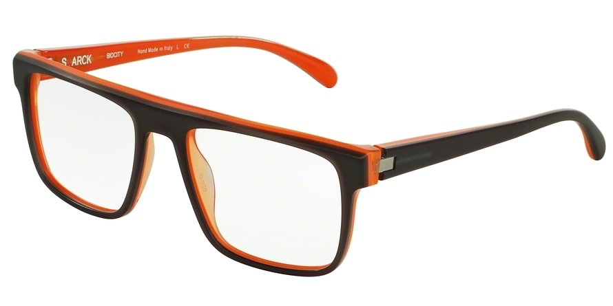 Starck Eyes 0SH3016 DARK GRAY / ORANGE Optical