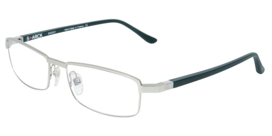 Starck Eyes 0SH1302 BRUSHED SATIN PALLADIUM Optical
