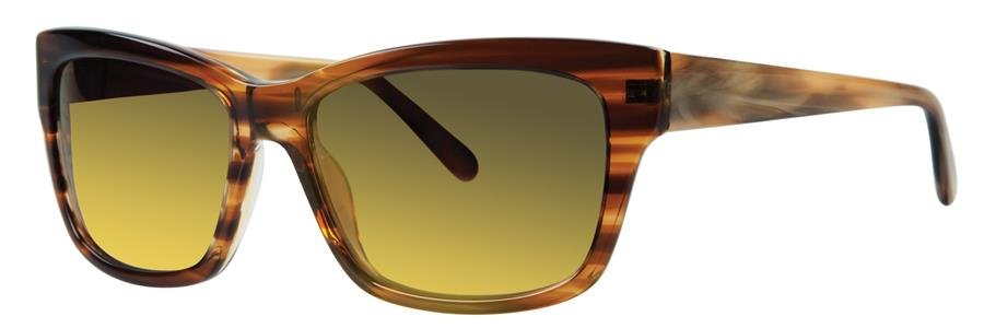 Vera Wang ABRIANA Tabac Sunglasses Size56-16-135.00