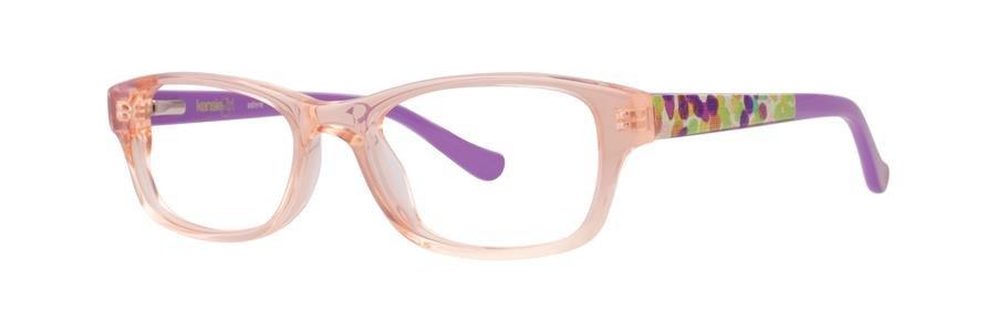 kensie ADORE Peach Eyeglasses Size48-15-130.00