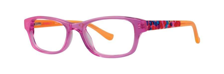 kensie ADORE Pink Eyeglasses Size46-15-125.00