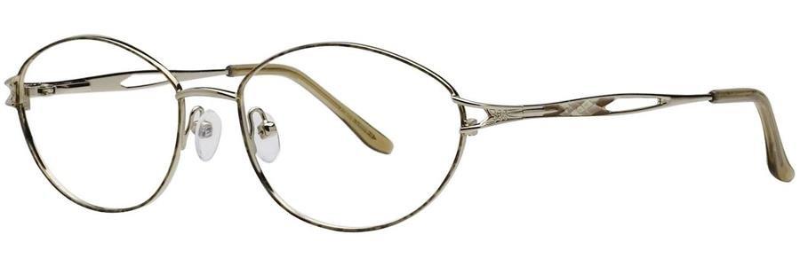 Gallery AIMEE Brown Eyeglasses Size54-16-130.00