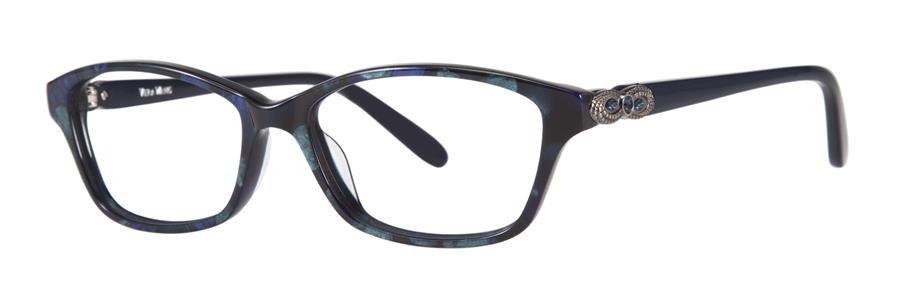 Vera Wang AISLIN Navy Eyeglasses Size52-16-135.00