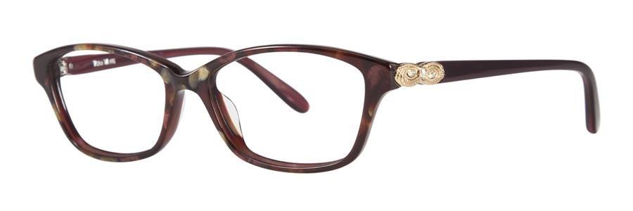 Vera Wang AISLIN Scarlett Eyeglasses Size54-16-137.00
