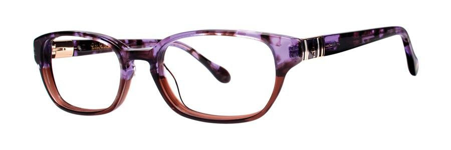 Lilly Pulitzer ALANIS Purple Tortoise Eyeglasses Size49-17-135.00