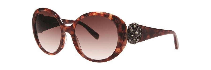 Vera Wang ALDORA Cinnamon Tortoise Sunglasses Size54-17-138.00