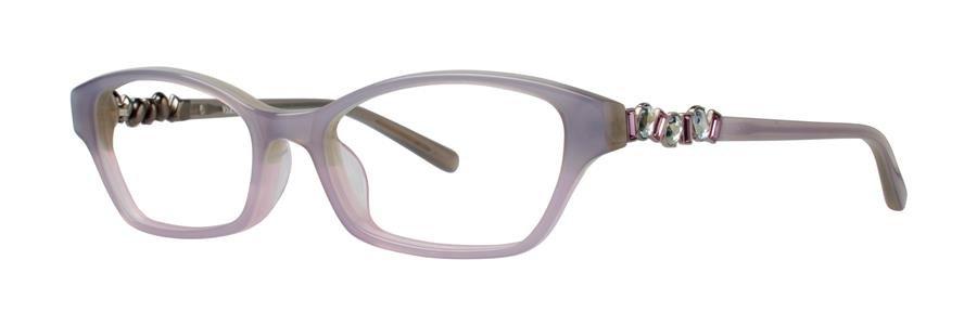 Vera Wang ALRISHA Grey Pearl Eyeglasses Size51-16-135.00