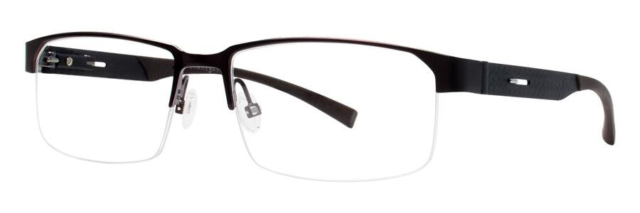 Jhane Barnes ALTERNATE Brown Eyeglasses Size57-17-145.00