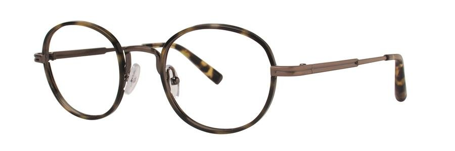 Zac Posen AMBASSADOR Tokyo Tortoise Eyeglasses Size47-21-140.00