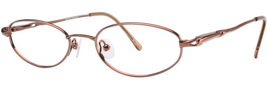 Destiny ANDREA Rose Eyeglasses Size49-18-135.00
