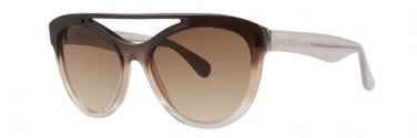 Vera Wang ANELLE Brown Gradient Sunglasses Size57-16-135.00