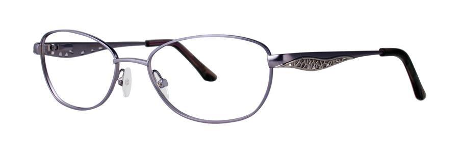 Dana Buchman ANNABELLE Lilac Eyeglasses Size53-16-135.00