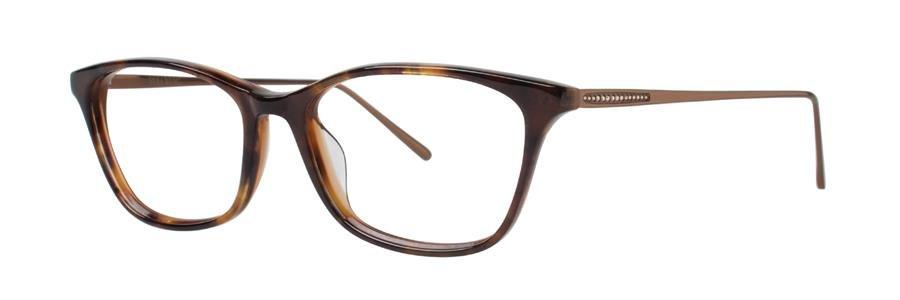 Vera Wang ANTLIA Tortoise Eyeglasses Size50-16-130.00