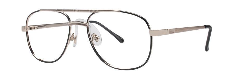 Gallery ANTONIO FLEX Yg/Black Eyeglasses Size54-16-140.00
