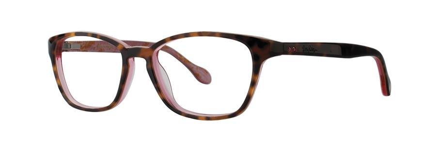 Lilly Pulitzer ARABELLE Tortoise Eyeglasses Size47-15-125.00