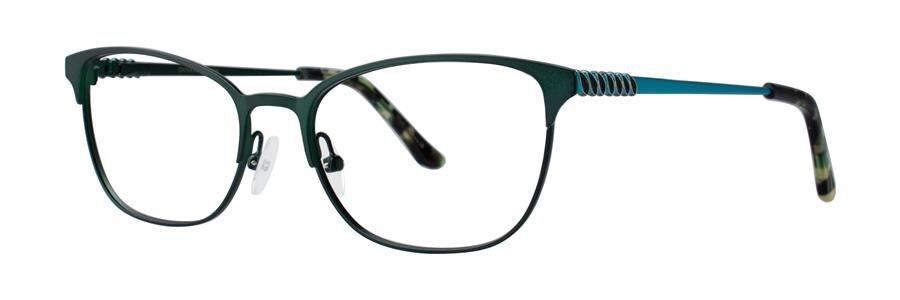 Dana Buchman ARIANA Forest Eyeglasses Size52-16-135.00
