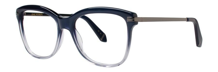 Zac Posen ARLETTY Blue Eyeglasses Size54-17-135.00