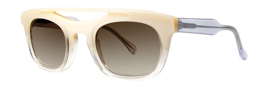 Vera Wang AYA White Sunglasses Size50-24-140.00