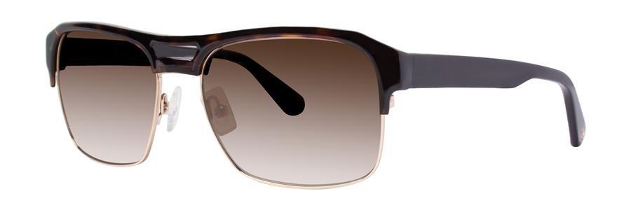Zac Posen BALDWIN Tortoise Sunglasses Size56-17-140.00