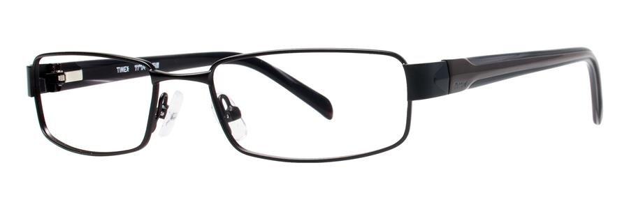 Timex BEAM Black Eyeglasses Size49-16-135.00