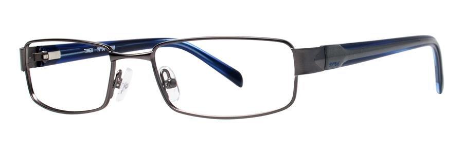 Timex BEAM Gunmetal Eyeglasses Size49-16-135.00
