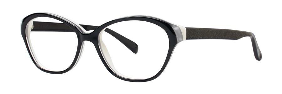 Vera Wang BINX 02 Black Eyeglasses Size52-14-140.00