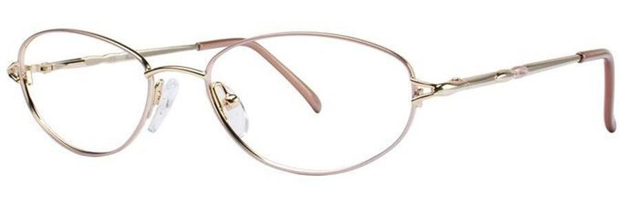 Destiny BLAIRE Golden Rose Eyeglasses Size54-17-140.00