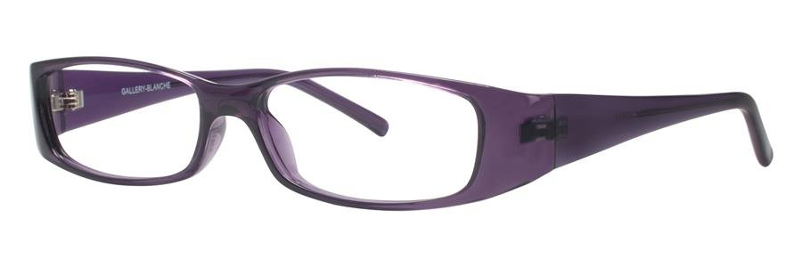 Gallery BLANCHE Purple Eyeglasses Size53-15-140.00