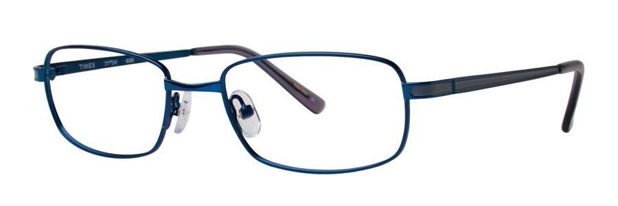 Timex BLEND Navy Eyeglasses Size47-17-130.00