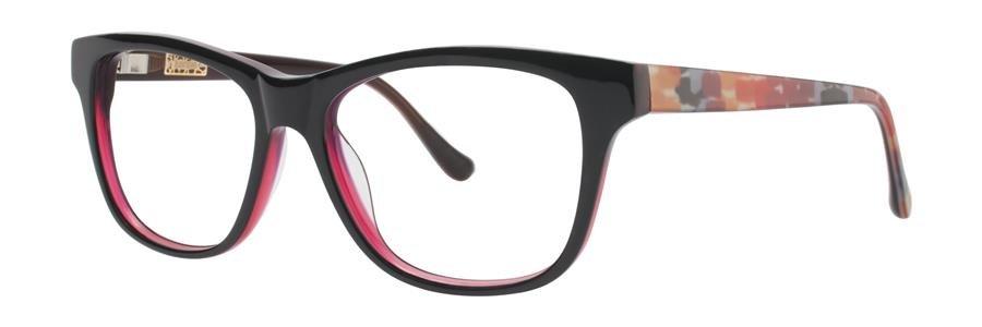 kensie BLURRY Burgundy Eyeglasses Size53-16-140.00