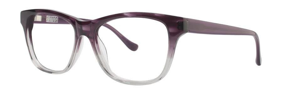 kensie BLURRY Purple Eyeglasses Size53-16-140.00