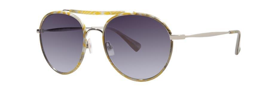 Vera Wang BRANCA Lemon Cathedral Sunglasses Size54-18-135.00