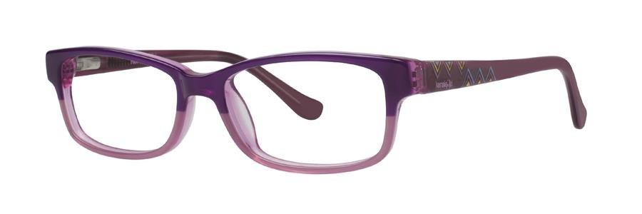 kensie BRAVE Purple Eyeglasses Size49-15-130.00