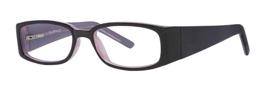 Gallery BRINKLEY Black Eyeglasses Size52-18-135.00