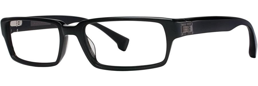 Republica BRONX Black Eyeglasses Size53-16-140.00