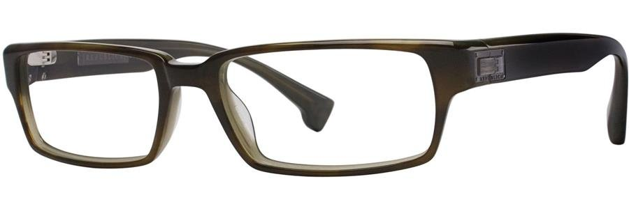 Republica BRONX Brown Eyeglasses Size55-16-145.00