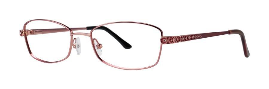 Dana Buchman CAIS Blush Eyeglasses Size52-16-135.00